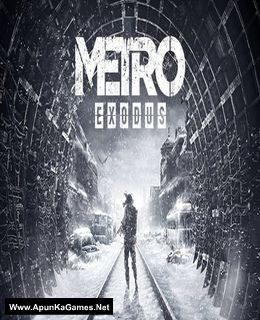 Metro Exodus Cover, Poster, Full Version, PC Game, Download Free
