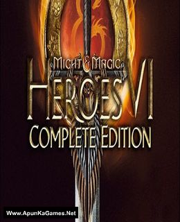 Might and Magic Heroes VI: Complete Edition Cover, Poster, Full Version, PC Game, Download Free