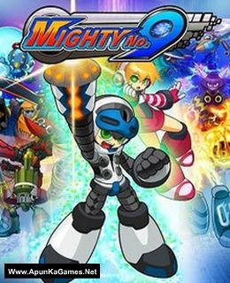 Mighty No. 9 Cover, Poster, Full Version, PC Game, Download Free