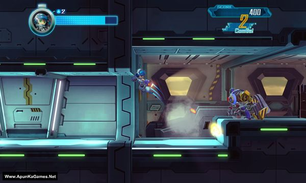 Mighty No. 9 Screenshot 3, Full Version, PC Game, Download Free