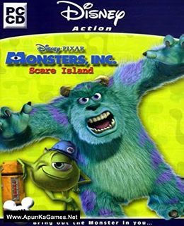 Monsters, Inc. Scream Team Cover, Poster, Full Version, PC Game, Download Free
