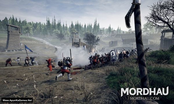 Mordhau Screenshot 1, Full Version, PC Game, Download Free