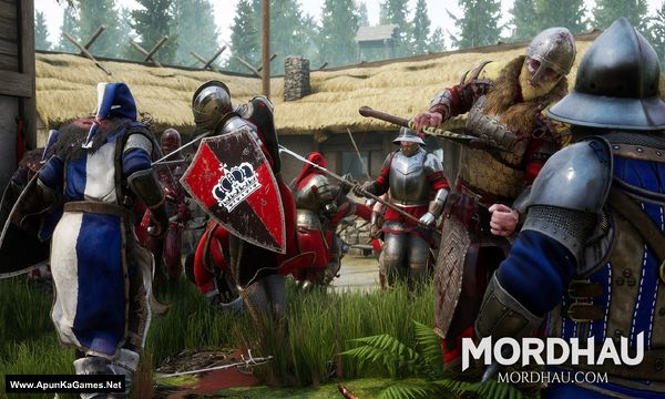 Mordhau Screenshot 3, Full Version, PC Game, Download Free