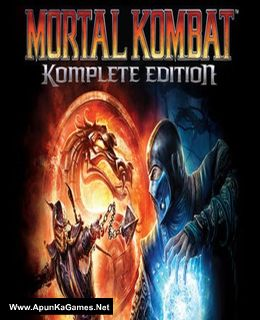 Mortal Kombat Komplete Edition Cover, Poster, Full Version, PC Game, Download Free