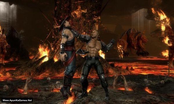 Mortal Kombat Komplete Edition Screenshot 1, Full Version, PC Game, Download Free