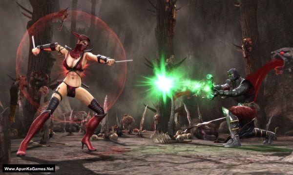 Mortal Kombat Komplete Edition Screenshot 2, Full Version, PC Game, Download Free