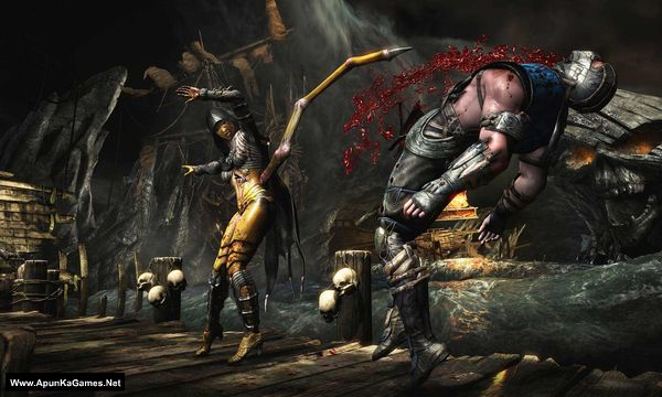 Mortal Kombat X Screenshot 1, Full Version, PC Game, Download Free
