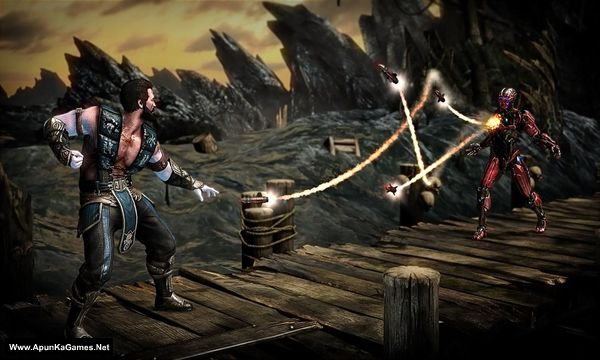 Mortal Kombat X Screenshot 2, Full Version, PC Game, Download Free