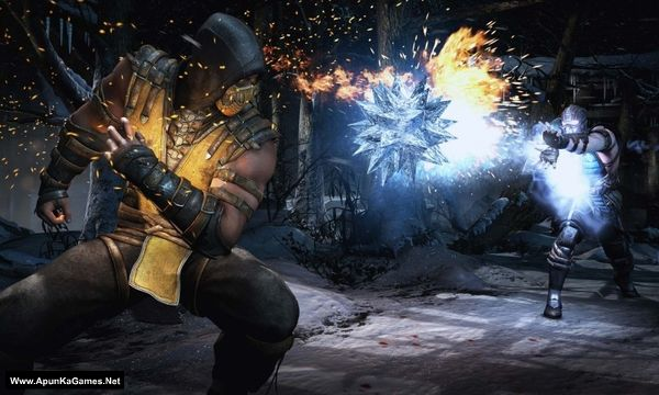 Mortal Kombat X Screenshot 3, Full Version, PC Game, Download Free