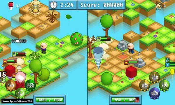 Mushroom Crusher Extreme Screenshot 1, Full Version, PC Game, Download Free