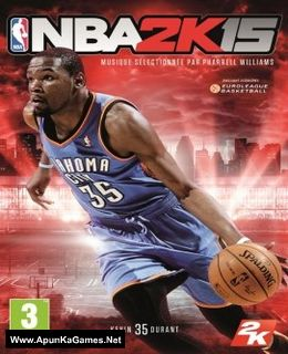NBA 2K15 Cover, Poster, Full Version, PC Game, Download Free