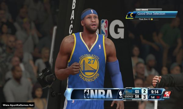 NBA 2K15 Screenshot 3, Full Version, PC Game, Download Free