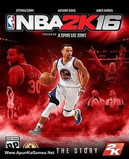 NBA 2K16 Cover, Poster, Full Version, PC Game, Download Free