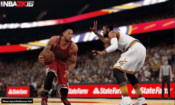 NBA 2K16 Screenshot 1, Full Version, PC Game, Download Free