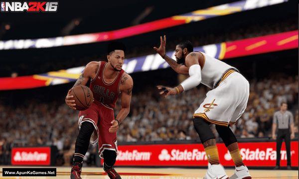NBA 2K16 Screenshot 1, Full Version, PC Game, Download Free