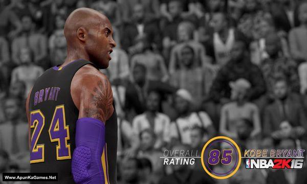 NBA 2K16 Screenshot 2, Full Version, PC Game, Download Free