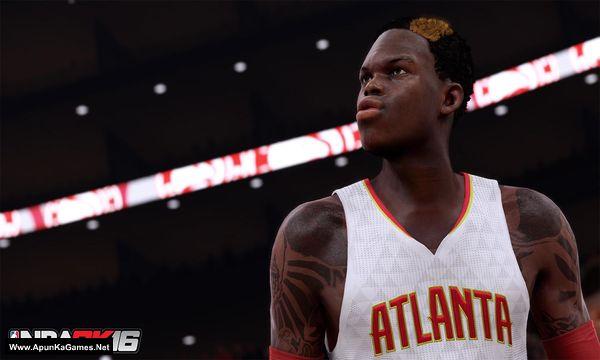 NBA 2K16 Screenshot 3, Full Version, PC Game, Download Free