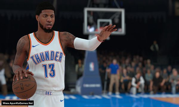 NBA 2K18 Screenshot 1, Full Version, PC Game, Download Free