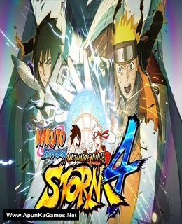 Naruto Shippuden: Ultimate Ninja Storm 4 Cover, Poster, Full Version, PC Game, Download Free