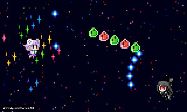 Neptunia Shooter Screenshot 1, Full Version, PC Game, Download Free