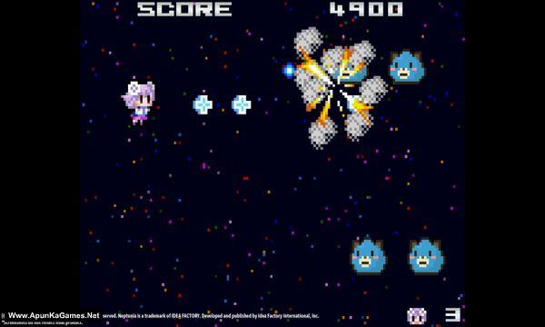 Neptunia Shooter Screenshot 3, Full Version, PC Game, Download Free