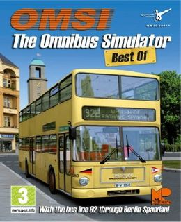 OMSI The Bus Simulator Cover, Poster, Full Version, PC Game, Download Free