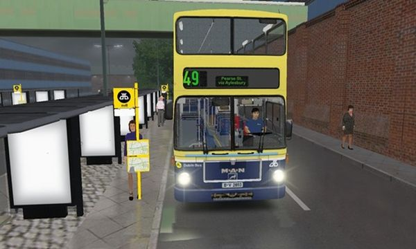 OMSI The Bus Simulator Screenshot 1, Full Version, PC Game, Download Free
