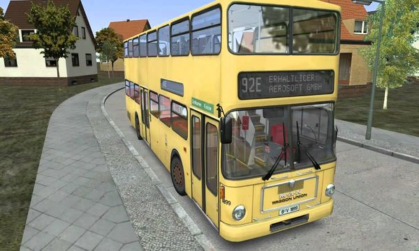 OMSI The Bus Simulator Screenshot 2, Full Version, PC Game, Download Free