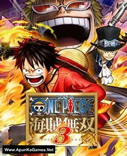 One Piece: Pirate Warriors 3 Cover, Poster, Full Version, PC Game, Download Free