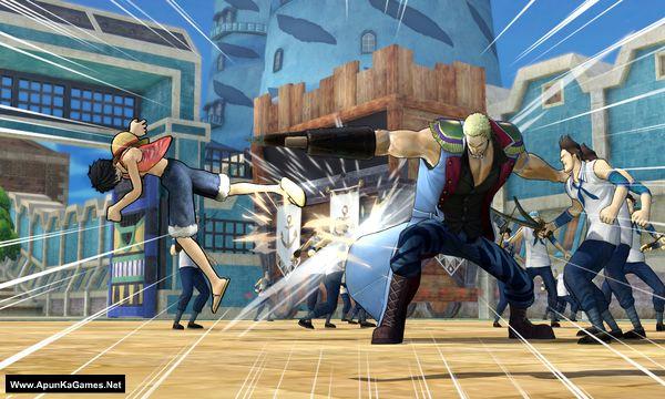 One Piece: Pirate Warriors 3 Screenshot 1, Full Version, PC Game, Download Free