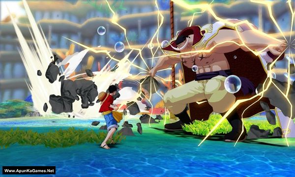 One Piece: Unlimited World Red Screenshot 1, Full Version, PC Game, Download Free