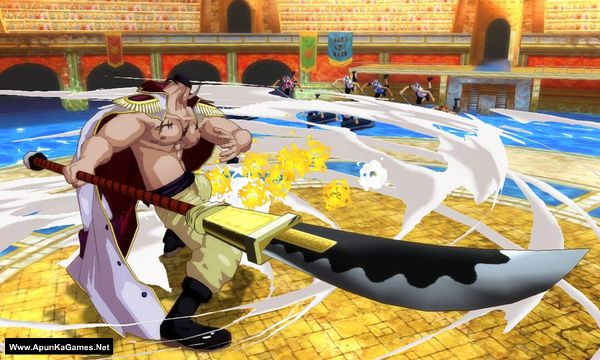 One Piece: Unlimited World Red Screenshot 2, Full Version, PC Game, Download Free