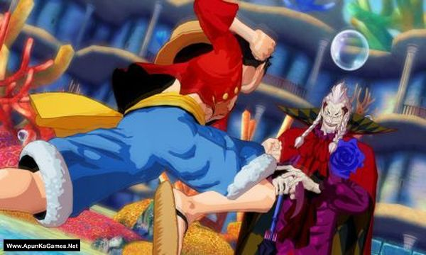 One Piece: Unlimited World Red Screenshot 3, Full Version, PC Game, Download Free
