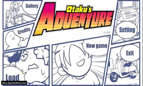 Otaku's Adventure Screenshot 1, Full Version, PC Game, Download Free