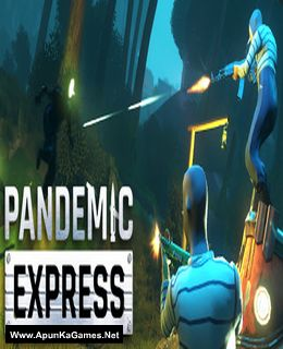Pandemic Express: Zombie Escape Cover, Poster, Full Version, PC Game, Download Free