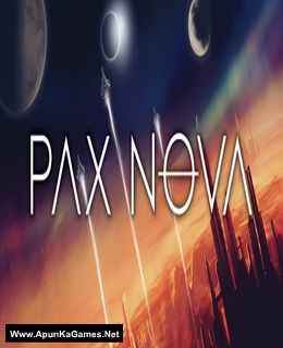 Pax Nova Cover, Poster, Full Version, PC Game, Download Free