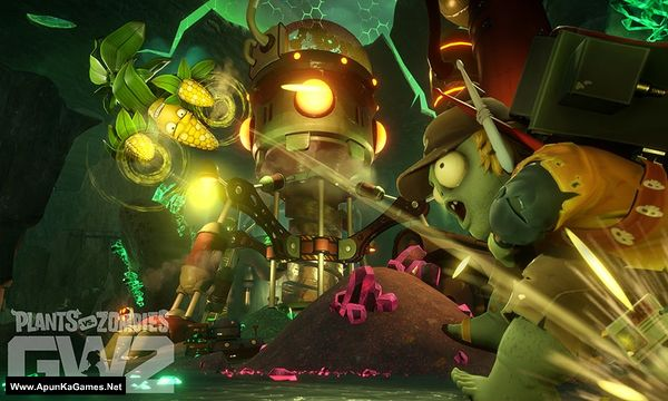 Plants vs. Zombies: Garden Warfare 2 Screenshot 1, Full Version, PC Game, Download Free