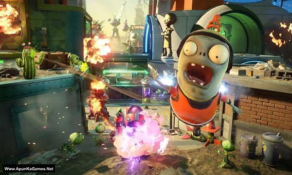 Plants vs. Zombies: Garden Warfare 2 Screenshot 2, Full Version, PC Game, Download Free