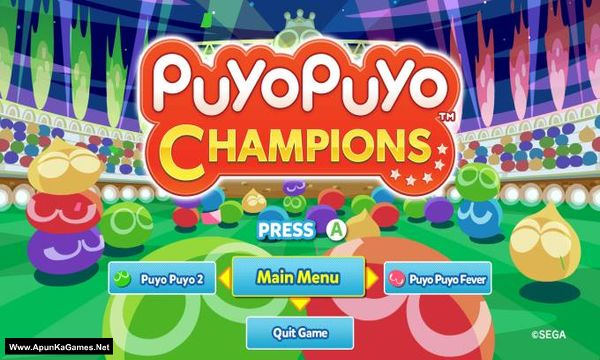 Puyo Puyo Champions Screenshot 2, Full Version, PC Game, Download Free