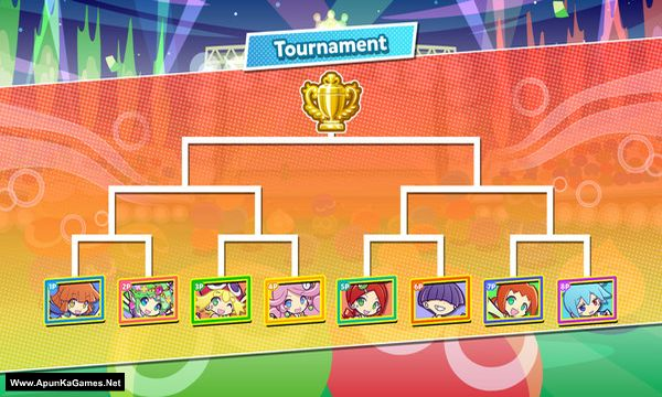 Puyo Puyo Champions Screenshot 3, Full Version, PC Game, Download Free