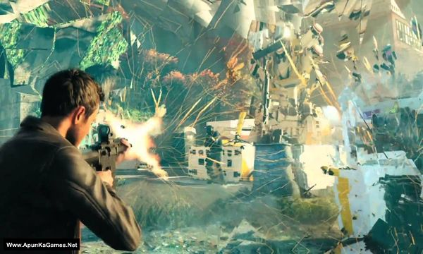 Quantum Break Screenshot 1, Full Version, PC Game, Download Free