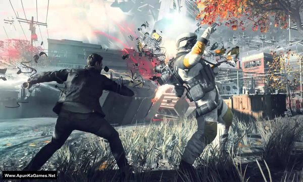 Quantum Break Screenshot 2, Full Version, PC Game, Download Free