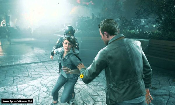 Quantum Break Screenshot 3, Full Version, PC Game, Download Free