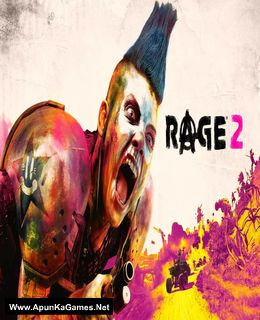Rage 2 Cover, Poster, Full Version, PC Game, Download Free
