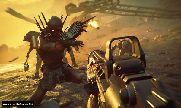 Rage 2 Screenshot 1, Full Version, PC Game, Download Free