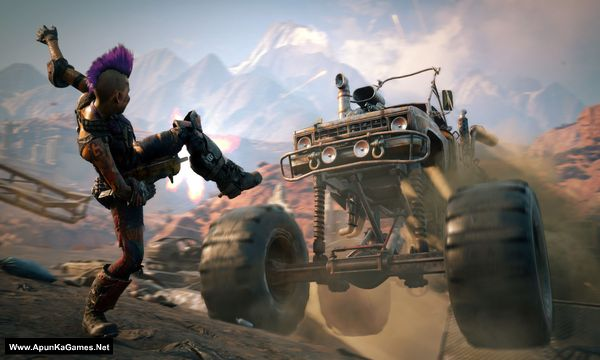 Rage 2 Screenshot 2, Full Version, PC Game, Download Free