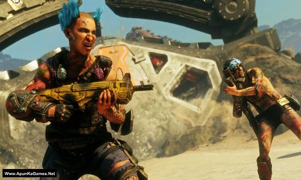 Rage 2 Screenshot 3, Full Version, PC Game, Download Free