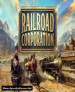 Railroad Corporation Cover, Poster, Full Version, PC Game, Download Free