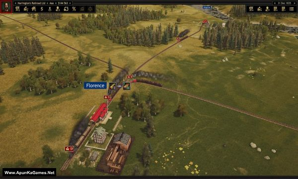Railroad Corporation Screenshot 2, Full Version, PC Game, Download Free