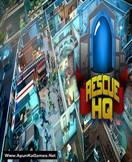 Rescue HQ - The Tycoon Cover, Poster, Full Version, PC Game, Download Free